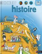 Couverture du livre « Histoire » de Dimitri Casali aux éditions Nathan