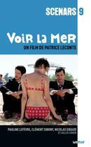 Couverture du livre « Voir la mer » de Patrice Leconte aux éditions Lettmotif