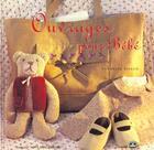 Couverture du livre « Ouvrages Pour Bebe » de Sandrine Sitaud aux éditions Solar