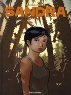 Couverture du livre « Sandra » de Santiago Arcas aux éditions Drugstore