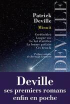 Couverture du livre « Minuit » de Patrick Deville aux éditions Points