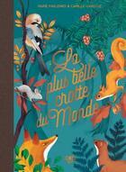 Couverture du livre « La plus belle crotte du monde » de Marie Pavlenko aux éditions Little Urban