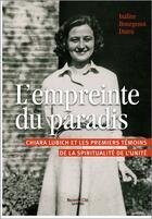 Couverture du livre « L'empreinte du Paradis » de Isaline Bourgenot Dutru aux éditions Nouvelle Cite