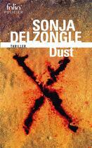 Couverture du livre « Dust » de Sonja Delzongle aux éditions Gallimard