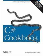 Couverture du livre « C# Cookbook » de Jay Hilyard aux éditions O Reilly