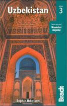 Couverture du livre « Uzbekistan » de Sophie Ibboston aux éditions Bradt