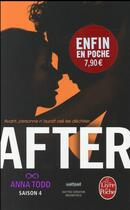 Couverture du livre « After T.4 ; after we rise » de Anna Todd aux éditions Lgf