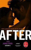 Couverture du livre « After T.4 ; after we rise » de Anna Todd aux éditions Lgf