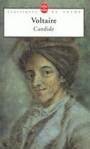 Couverture du livre « Candide » de Voltaire aux éditions Lgf