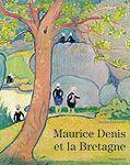 Couverture du livre « Maurice Denis et la Bretagne » de Denise Delouche aux éditions Palantines