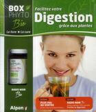 Couverture du livre « BOXPHYTO ; facilitez votre digestion grâce aux plantes » de Max Tetau et Daniel Scimeca aux éditions Alpen Nature
