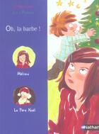 Couverture du livre « Oh, La Barbe ! » de Jo Hoestland aux éditions Nathan