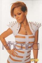 Couverture du livre « Rihanna » de Valentine Germain aux éditions Etoiles