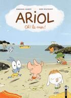 Couverture du livre « Ariol t.6 ; oh! la mer » de Emmanuel Guibert et Marc Boutavant aux éditions Bayard Jeunesse