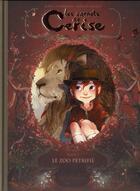 Couverture du livre « Les carnets de Cerise T.1 ; le zoo pétrifié » de Joris Chamblain et Aurelie Neyret aux éditions Soleil
