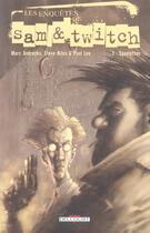 Couverture du livre « Les enquetes de Sam et Twitch t.1 ; squelettes » de Steve Niles et Paul Lee et Marc Andreyko aux éditions Delcourt