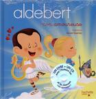 Couverture du livre « Mon amoureuse » de Aldebert et Gerald Guerlais aux éditions Hachette Enfants