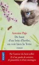 Couverture du livre « Du haut d'un brin d'herbe, on voit bien la terre » de Antoine Paje aux éditions Pocket