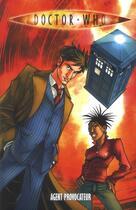 Couverture du livre « Doctor Who T.1 ; agent provocateur » de Collectif et Gary Russell aux éditions French Eyes