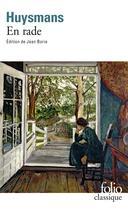 Couverture du livre « En rade » de Joris-Karl Huysmans aux éditions Gallimard