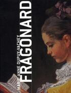 Couverture du livre « Fragonard » de Marie-Anne Dupuy-Vachey aux éditions Terrail