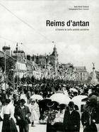Couverture du livre « Reims d'antan » de Herve Chabaud aux éditions Herve Chopin