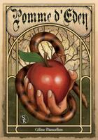 Couverture du livre « Pomme d'Eden » de Celine Mancellon aux éditions Sharon Kena