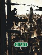 Couverture du livre « Giant T.1 » de Mikael aux éditions Dargaud