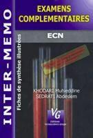 Couverture du livre « Examens complémentaires » de Collectif aux éditions Vernazobres Grego