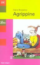 Couverture du livre « AGRIPPINE » de Claire Bretecher aux éditions J'ai Lu