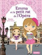 Couverture du livre « Emma à l'opéra » de Julie Camel et Nadja aux éditions Play Bac