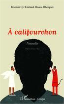Couverture du livre « à califourchon » de Bexelant Cyr Emiland Moassa Ibhenguet aux éditions L'harmattan