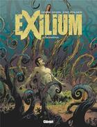Couverture du livre « Exilium T.3 ; sonntag » de Eric Stalner et Cedric Simon aux éditions Glenat
