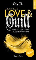 Couverture du livre « Love & guilt » de Oly Tl aux éditions Hugo Poche
