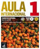 Couverture du livre « Aula international 1 ; espagnol ; livre de l'élève » de Collectif aux éditions La Maison Des Langues