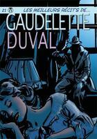 Couverture du livre « Les meilleurs récits de... T.21 » de Yves Duval et Andre Gaudelette aux éditions Hibou