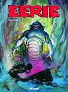 Couverture du livre « Eerie ; INTEGRALE VOL.2 » de Collectif aux éditions Editions Delirium