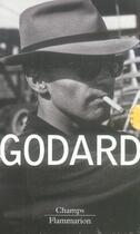 Couverture du livre « Coffret godard » de Jean-Luc Godard aux éditions Flammarion