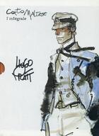 Couverture du livre « Corto Maltese ; l'intégrale » de Hugo Pratt aux éditions Casterman