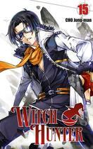 Couverture du livre « Witch Hunter T.15 » de Jung-Man Cho aux éditions Ki-oon