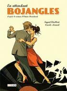 Couverture du livre « En attendant Bojangles » de Ingrid Chabbert et Carole Maurel aux éditions Steinkis