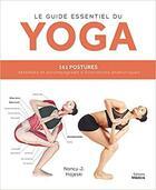 Couverture du livre « Le guide essentiel du yoga » de Nancy J. Hajeski aux éditions Medicis