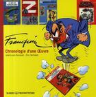 Couverture du livre « Divers beaux livres franquin : chronologie d'une oeuvre » de Eric Verhoest aux éditions Marsu Productions