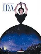 Couverture du livre « Ida t.3 ; stupeur et révélation » de Chloe Cruchaudet aux éditions Delcourt
