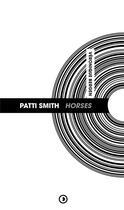 Couverture du livre « Patti smith : horses » de Veronique Bergen aux éditions Densite