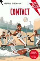 Couverture du livre « Contact » de Malorie Blackman aux éditions Rageot