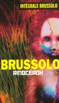 Couverture du livre « Rinocerox » de Brussolo-S aux éditions Vauvenargues