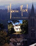 Couverture du livre « Maurice Ravel à Montfort l'Amaury » de Milon aux éditions Asa