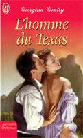 Couverture du livre « L'Homme Du Texas » de Georgina Gentry aux éditions J'ai Lu