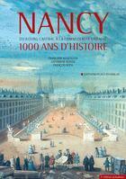 Couverture du livre « Nancy Du Bourg Castral A Comm.Urbaine » de Francois Roth aux éditions Place Stanislas